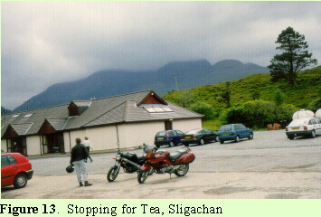 Stopping for Tea, Sligachan